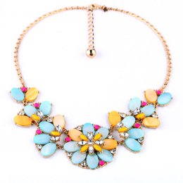 Western pendants for necklaces suppliers best western pendants western style luxurious jewelry for women necklaces flowers colored fashion brand women jewelry party wedding hot sale free shipping western pendants for aloadofball Choice Image