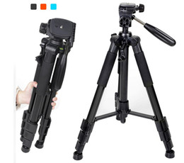 Wholesale ZOMEI Q111 Professional Portable Travel Aluminum Camera Tripod Pan Head for SLR DSLR Digital Camera color
