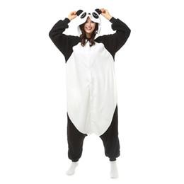 1306e0906ad7 Panda Onesie NZ - Panda Sleepsuit JP Anime Pajamas Kungfu Panda Cosplay  Costume Pyjamas Hoodies Unisex
