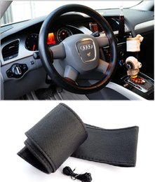 new hot wheels cars 2019 - 150pcs 2016 Hot Sale New Universal Anti-slip Breathable Microfiber Leather DIY Car Steering Wheel Cover Case With Needle