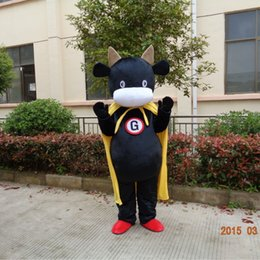 $enCountryForm.capitalKeyWord Canada - black cow mascot costumes animal fancy dress for party good quality free shipping can be customized