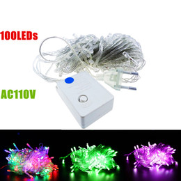 Waterproof tWinkle fairy lights online shopping - x5pcs ePacket ship Christmas crazy selling M LED string Decoration Light V V For Party Wedding led christmas twinkle lighting