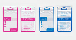 $enCountryForm.capitalKeyWord NZ - 300pcs Wholesale Powerful Super Protection Universal Zip Lock Plastic Retail Packaging Bag For Phone Case For iPhone 5s 6 6plus