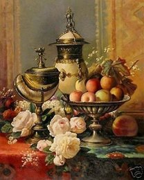 $enCountryForm.capitalKeyWord Canada - Fruit still life,Genuine Handpainted Art oil Painting On Thick Canvas Museum Quality in Multi size chosen