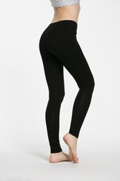 Vente en gros 2017 mode Sexy Femmes Yoga Tenues Élastique Leggings Pantalon Spandex Épaissir Matériel Vêtements Course Sporting Gear Gym