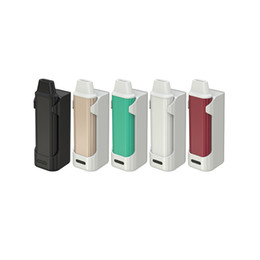 ElEaf airflow tank online shopping - Eleaf iCare Mini With PCC Kit ml Internal Tank Airflow System With PCC mh Battery Intuitive Three Color LEDs Original
