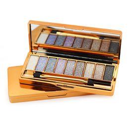 $enCountryForm.capitalKeyWord UK - Professional 9 Colors Diamond Bright Colorful Makeup Eye Shadow Super Make Up Set Flash Glitter Eye shadow Palette With Brush WB0250