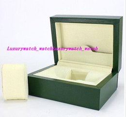 $enCountryForm.capitalKeyWord Canada - Free Shipping Green Brand Watch Original Box Papers Card Purse Gift Boxes Handbag 185mm*134mm*84mm 0.7KG For 116610 116660 116710 Watches
