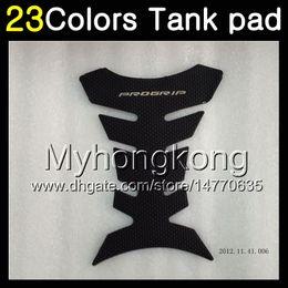 Cap 93 online shopping - 23Colors D Carbon Fiber Gas Tank Pad Protector For YAMAHA TZR TZR TZR250 D Tank Cap Sticker