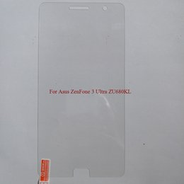 $enCountryForm.capitalKeyWord NZ - 2Pcs 9H Premium Tempered Glass Screen Protector For Asus ZenFone 3 Ultra ZU680KL Glass Protective Film