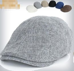 $enCountryForm.capitalKeyWord Canada - Fashion Summer Peaked Beret Hat Newsboy Visor Hats Caps Golf Driving Cabbie Beret Gatsby Flat Cap Flax Hat