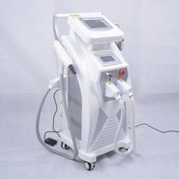 $enCountryForm.capitalKeyWord UK - Multifunction OPT Elight SHR IPL Super Hair Removal Q Switch Nd Yag Laser Tattoo Removal RF Skin Rejuvenation Machine For Salon Clinic Use