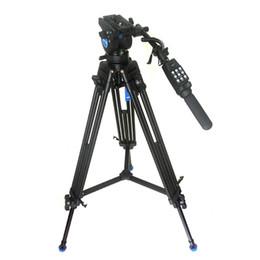 $enCountryForm.capitalKeyWord Canada - New Pro Video Camera Camcorder Fluid Drag Tripod KH25N Benro KH-25 + RM15X Remote Control For Canon XL1 XL1S XM1 Sony FX1E