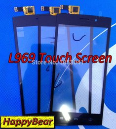Thl Touch screen online shopping - Original Touch Screen Digitizer glass panel Lens Assembly Replacement For THL L969