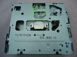 Car Dvd Jetta Canada - Clarion single CD loader KSS-710A laser mechanism for PU-2354A VOLKSWAGEN Jetta Passat Automobile Genuine AM FM Radio CD Stereo car dvd