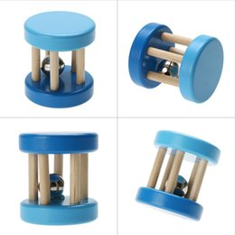 $enCountryForm.capitalKeyWord NZ - Funny Wooden Toy Baby Kid Children Intellectual Developmental Educational Wooden Toys Spiral Rattles for Babies Brinquedos