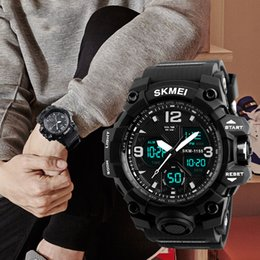$enCountryForm.capitalKeyWord Canada - Men's waterproof electronic watch LED digital electronic watch children's luminous alarm clock calendar waterproof outdoor sports high-end w