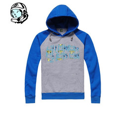 Chinese  s-5xl Factory outlets Spring Autumn Mens Casual Slim Fit Sweatshirt Sportswear Male Patchwork Fleece Jacket BBC hoodie manufacturers