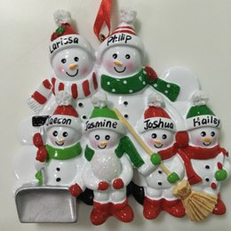 Resin Personalized Christmas Ornaments NZ  Buy New Resin