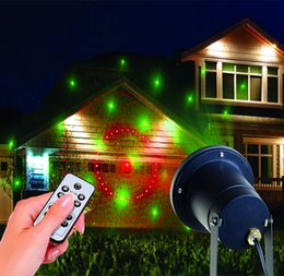 outdoor led christmas lights 12in1 20in1 24in1 led laser stage lights ip68 waterproof for garden swimming pool laser projuect lamp