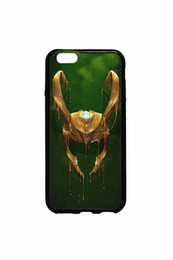 Chinese  Printed Mobile Case for Iphone 6 6s Pattern Loki's Armet manufacturers