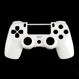 Ps4 shell housing online shopping - Front Housing Shell Case For PlayStation for PS4 Controller DualShock New