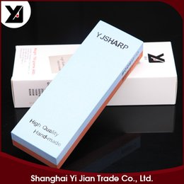 Direct From China Hot Adaee Double Side Rough Sharpening Stone 240 800 Grit For Kitchen Tools size 180*60*27mm Material Silicon carbide h2 from eco tools china manufacturers