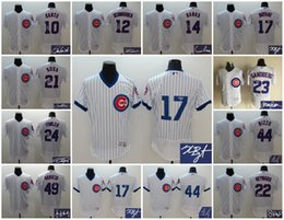 c0a53476f9e ... Alternate Royal Blue Customized Authentic Jersey Hots Elite Chicago  Cubs Customize 17 Kris Bryant Schwarber Sosa 23 Ryne Sandberg 44 Anthony  Rizzo 49 ...