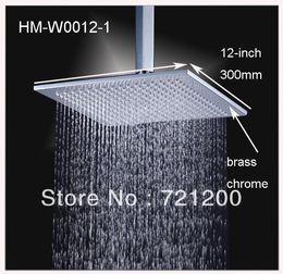 Shop 12 Inch Square Rain Shower Head Uk 12 Inch Square Rain Shower