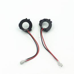 10pc h7 bulb clip retainer adapter holder for vw golf 7 led headlight car h7 led head lamp socket for golf MK7 on Sale