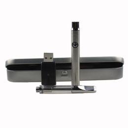 pen coils ceramic 2019 - Ceramic coil glass cartridge Preheating battery box kit cartridges wax oil pens ce3 vaporizer pen cartridges for thick o