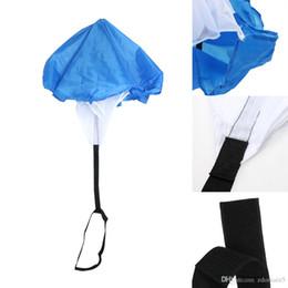 Vente en gros Parachute de résistance au traînement réglable de courant pour la vitesse de puissance Courir la vitesse glisser le matériel d'entraînement physique de chute