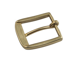 New arrive 1 PCS fashion Solid Brass Pin Buckle Belt Strap DIY Accessory Various for sale