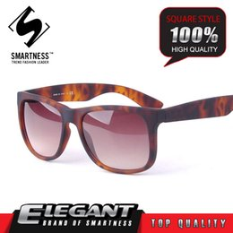 $enCountryForm.capitalKeyWord Canada - Handmade Hot 2016 G15 Glass UV400 square fishing sport matte frame sun glasses for men women summer vintage retro brand rb4165 style eyewear