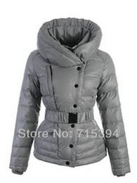 Parkas Women S Outerwear Canada - New Wholesale top quality Down Jacket For Women Fashion Coats Outerwear Duck Collar Clothes Lady Parka my004