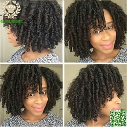 $enCountryForm.capitalKeyWord Canada - Short Brazilian Human Hair Full Lace Wig Kinky Curly Glueless Lace Front WigsWith Baby Hair