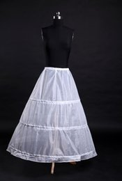$enCountryForm.capitalKeyWord Canada - Plus Size Ball Gown Bridal Crinoline Petticoat Skirt 3 Hoops Petticoats For Wedding Accessories Real Sample High Quality Cheap In Stock