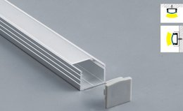 Wholesale mmX18mmX13mm M Aluminium profile for led strip led rigid bar for Kitchen cabinets