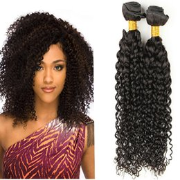 $enCountryForm.capitalKeyWord NZ - 7A 100% Unprocessed Kinky curly Brazilian Hair Wefts Bundles Afro Kinky Indian Human Hair Weaves Hair Extensions 3 4pcs Lot free shipping