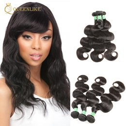 Best remy hair tangle online best remy hair tangle for sale malaysian virgin hair extension body wave 1b natural color no tangle unprocessed remy human hair 3 bundles weaves best selling queenlike 7a pmusecretfo Images