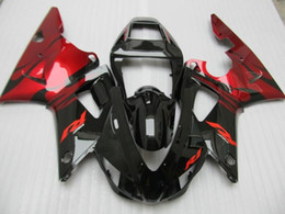 $enCountryForm.capitalKeyWord NZ - Injection mold Faiirng kit for YAMAHA YZFR1 1998 1999 YZF R1 YZF-R1 YZR1000 R1 98 99 Hot red gloss black Fairings set