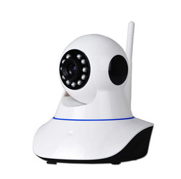 Home Infrared Security Systems Canada - Wireless WiFi HD 720P IP Camera Home Security Network CCTV Night Vision System