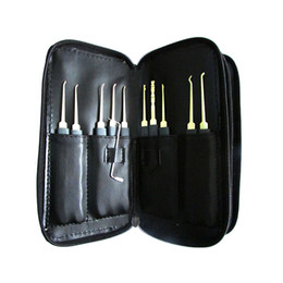 China 24PCS GOSO LOCKSMITH TOOLS LOCK PICKS WITH HARDER PACKAGE SYG-149 suppliers
