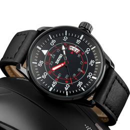 $enCountryForm.capitalKeyWord Canada - SKMEI Brand Watches for Men New Design Accurate Fashion Men Water Resistant Sports Watches Quartz Fashion Dress Wristwatches Free Shipping