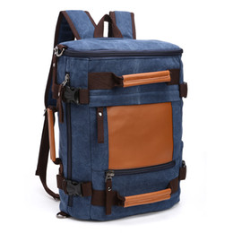 messenger shoulder bag canvas backpack NZ - famous designer brand travel organiser bag men backpacks leather pack messenger ladies shoulder bags brifecase canvas backpack laptop bags