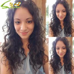 Discount best blonde human hair wigs - 2016 Best Quality Blonde Human Hair Full Lace Wig Brazilian Virgin Hair Front Lace Wig 180% Density Baby Hair Blonde Hai