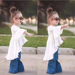 Simple Robe Beige Décontractée Pas Cher-2016 La plus nouvelle Robe Mommy And Me Spring Robe Enfant Style Fantaisie Ruffles Cotton Summer Toddler Casual Kids Everyday Girls Dress