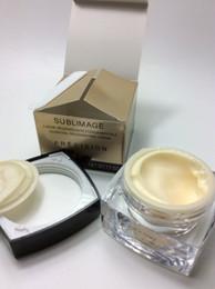 Ingrosso consegna gratuita ! Famous Brand Sublimage Essential Rigenerazione crema di alta qualità Nutriente idratante profonda riparazione 50 ml