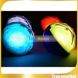 $enCountryForm.capitalKeyWord Canada - Color Ball Q8 Bluetooth Speaker with LED Flash Light Rechargeable Wireless Stereo Portable Sound Box