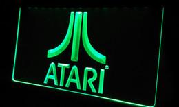 Motion Games Canada - LS364-g Atari Game PC Logo Gift Neon Light Sign